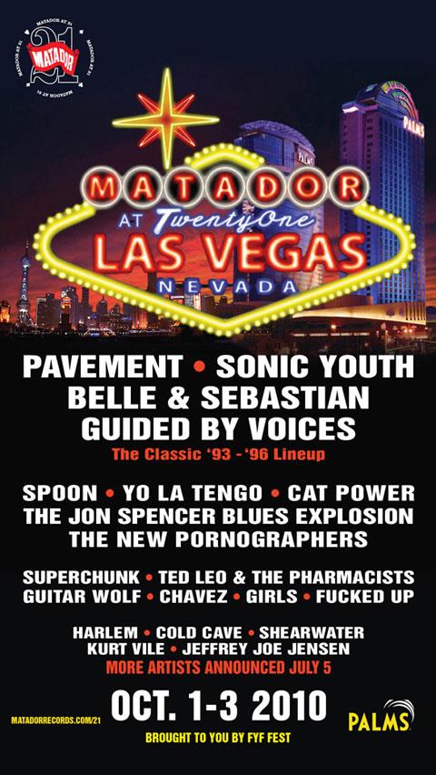 Matador Vegas