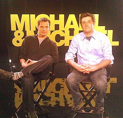 Michael and Michael