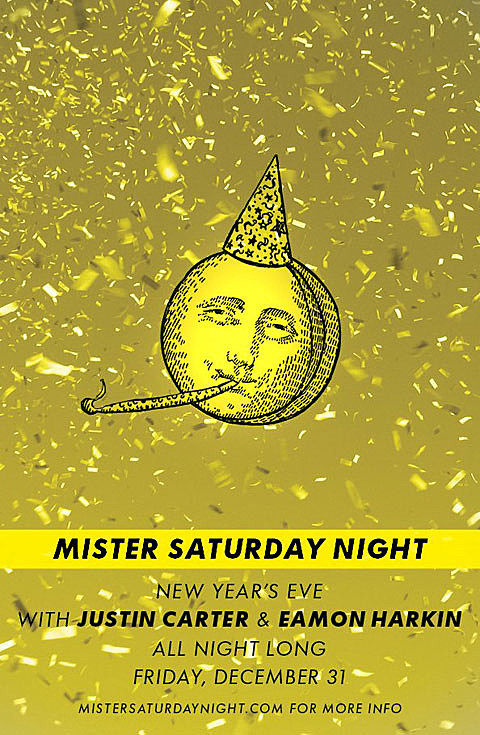 Mister Saturday Night NYE