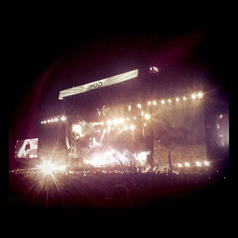 ACL 2011 — Day 2 in pics (Antlers, Phosphorescent, Aloe
