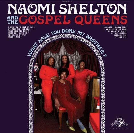 Naomi Shelton