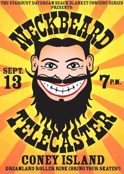 Neckbeard Telecaster