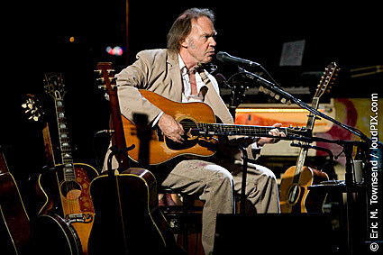 Neil Young @ United Palace