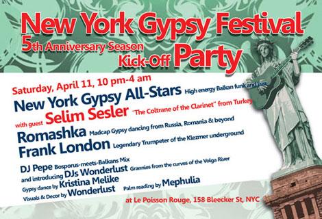 NY Gypsy Festival