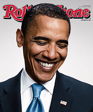 Obama Rolling Stone