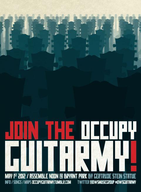 Occupy Guitarmy