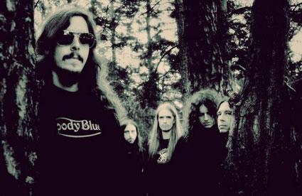 Opeth 2008
