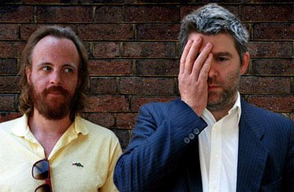 PAt Mahoney and James Murphy