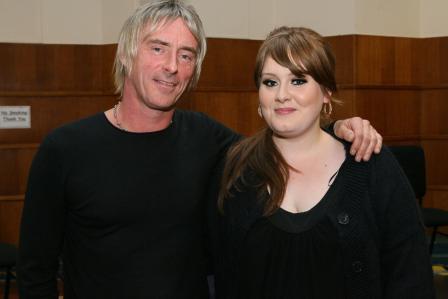 Paul Weller and ADele