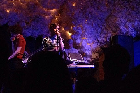 Parenthetical Girls