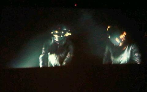 Phoenix and Daft Punk
