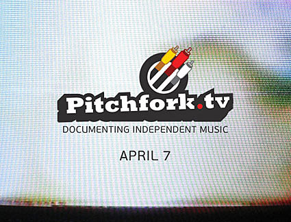 Pitchfork TV
