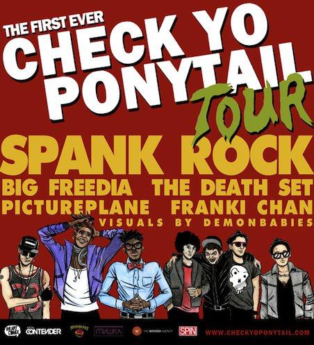 Check Yo Ponytail Tour