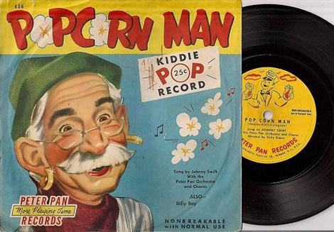 Popcorn Man
