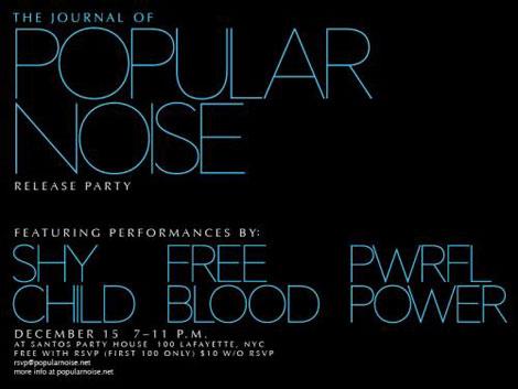 Pop Noise Release