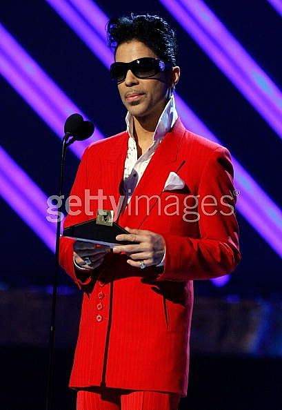 Prince @ The Grammys