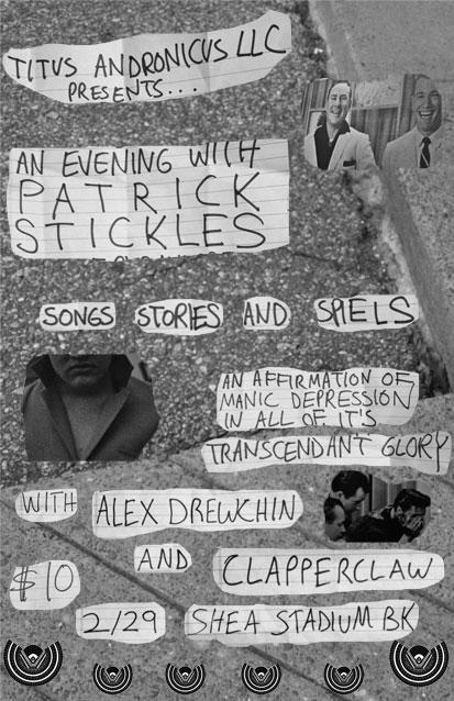 Patrick Stickles