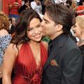 Rachel Ray and husband
