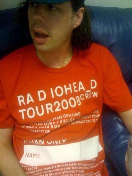 Liars Radiohead
