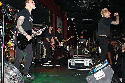 Rancid NYC 2006