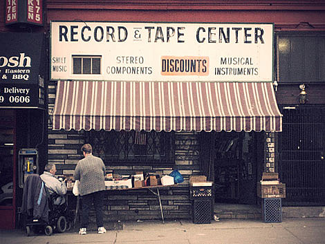 Record and Tape Center