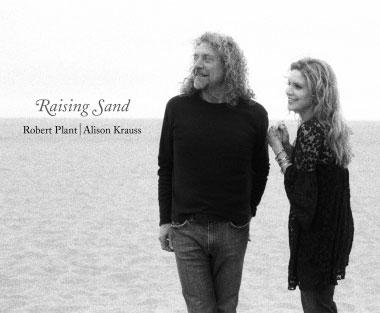 Robert Plant and Alison Krauss