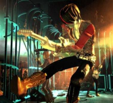 """Rock Band,"""" """"Guitar Hero"""" drive digital song sales"""