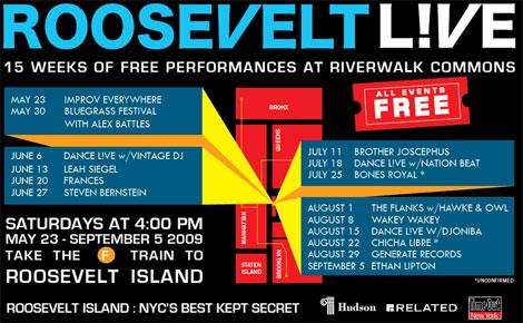 Roosevelt Live