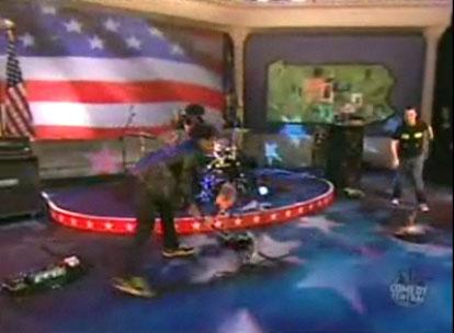 Roots - Colbert Report