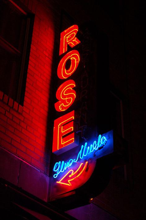 Rose Live Music