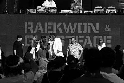 Raekwon and Ghostface