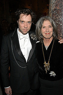 Rufus Wainwright and Anna McGarrigle