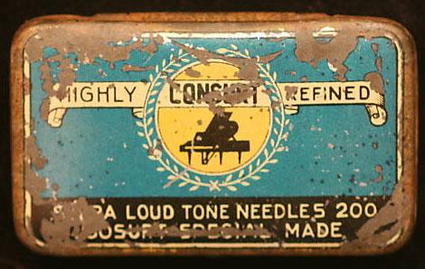 Rusty needles
