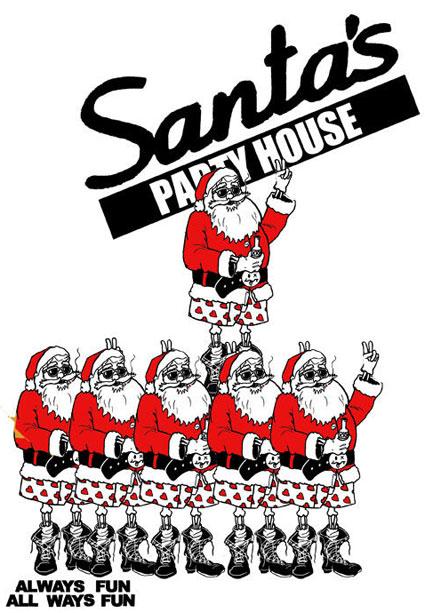 Santa's Party House