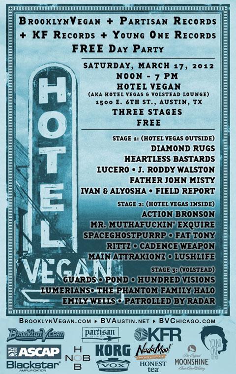 Hotel Vegan