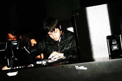 Sebastian @ Studio B