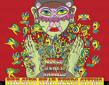 Super Furry Animals gift