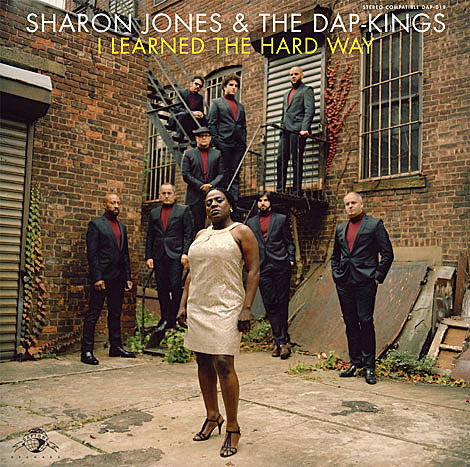 Sharon Jones album cover