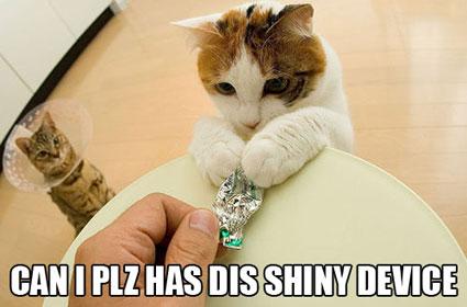 Shiny Device