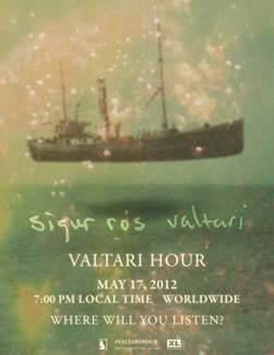 Valtari Hour