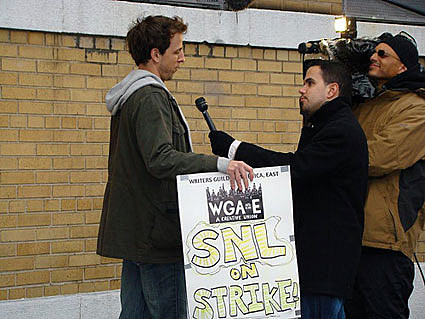 SNL on Strike