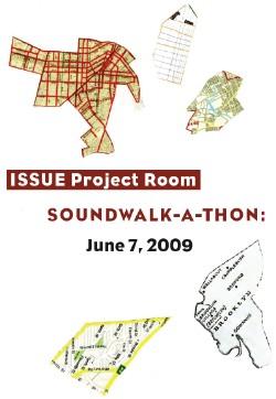 Soundwalk-a-thon