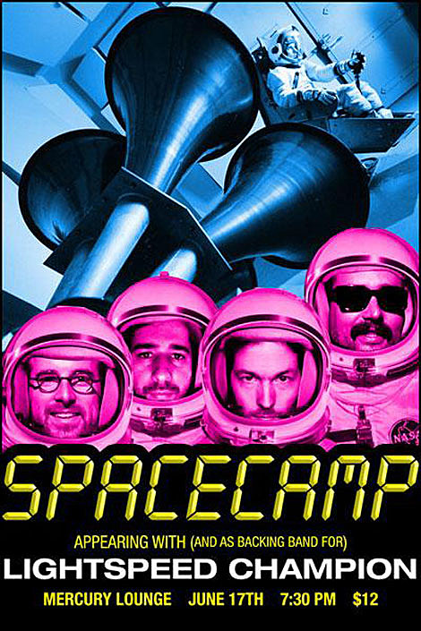 Space Kamp flyer