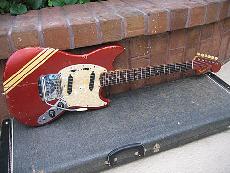Sonic Youth Guitar