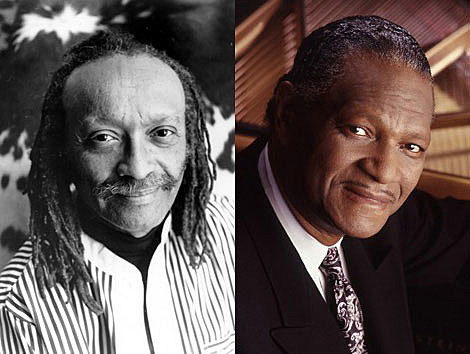 McCoy Tyner and Cecil Taylor