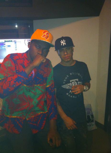 AraabMuzik and Theophilus