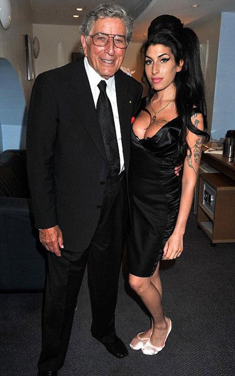 Tony and Amy