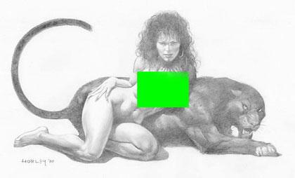 Vagina Panther