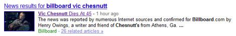 Vic Chesnutt