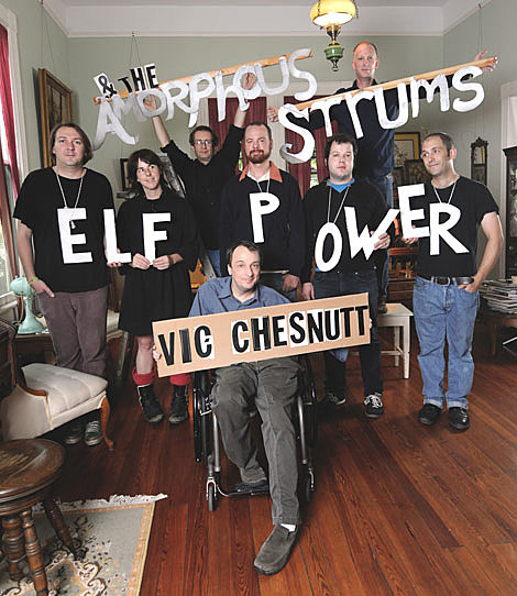 Vic Chestnutt and Elf Power
